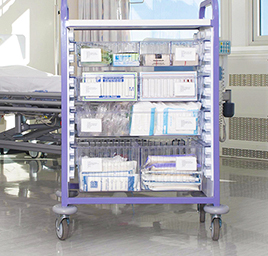 Medstor replace existing storage throughout the operating suite, from the theatres through to anaesthetic rooms