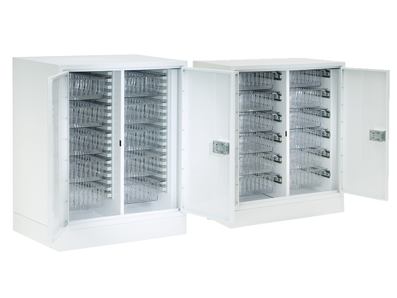 Pharmacy Low Cabinets