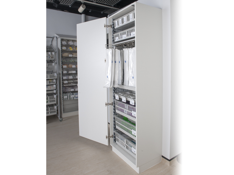 Htm 71 Urinary And Cardiac Catheter Cabinets