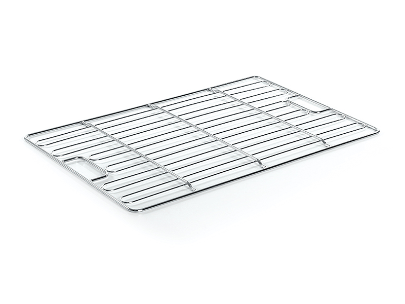 Wire shelves for sterile services